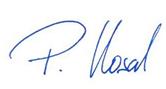 Kosak Unterschrift