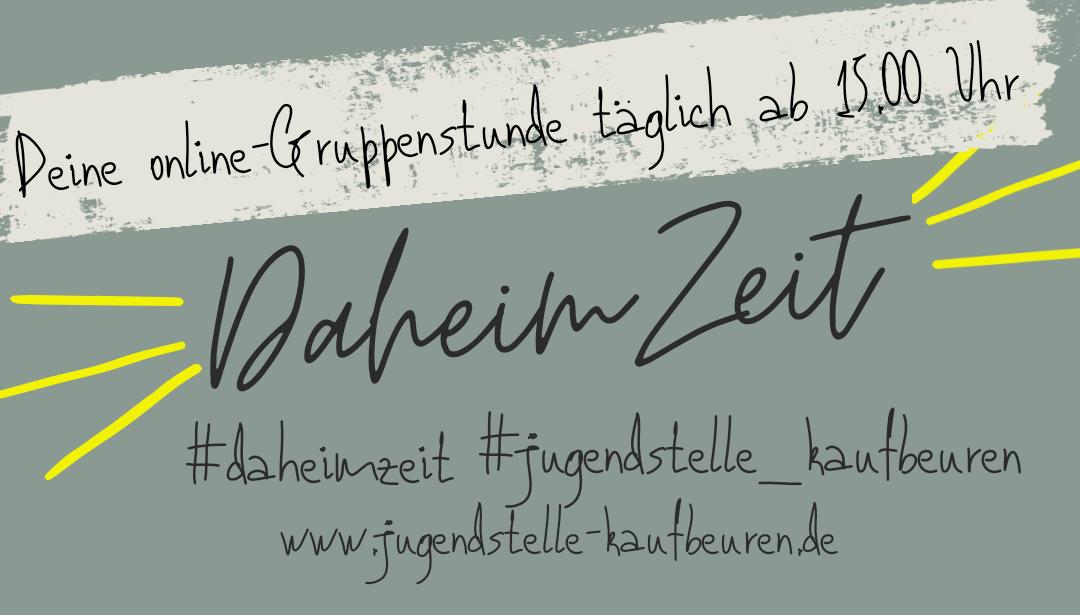 Daheim Zeit