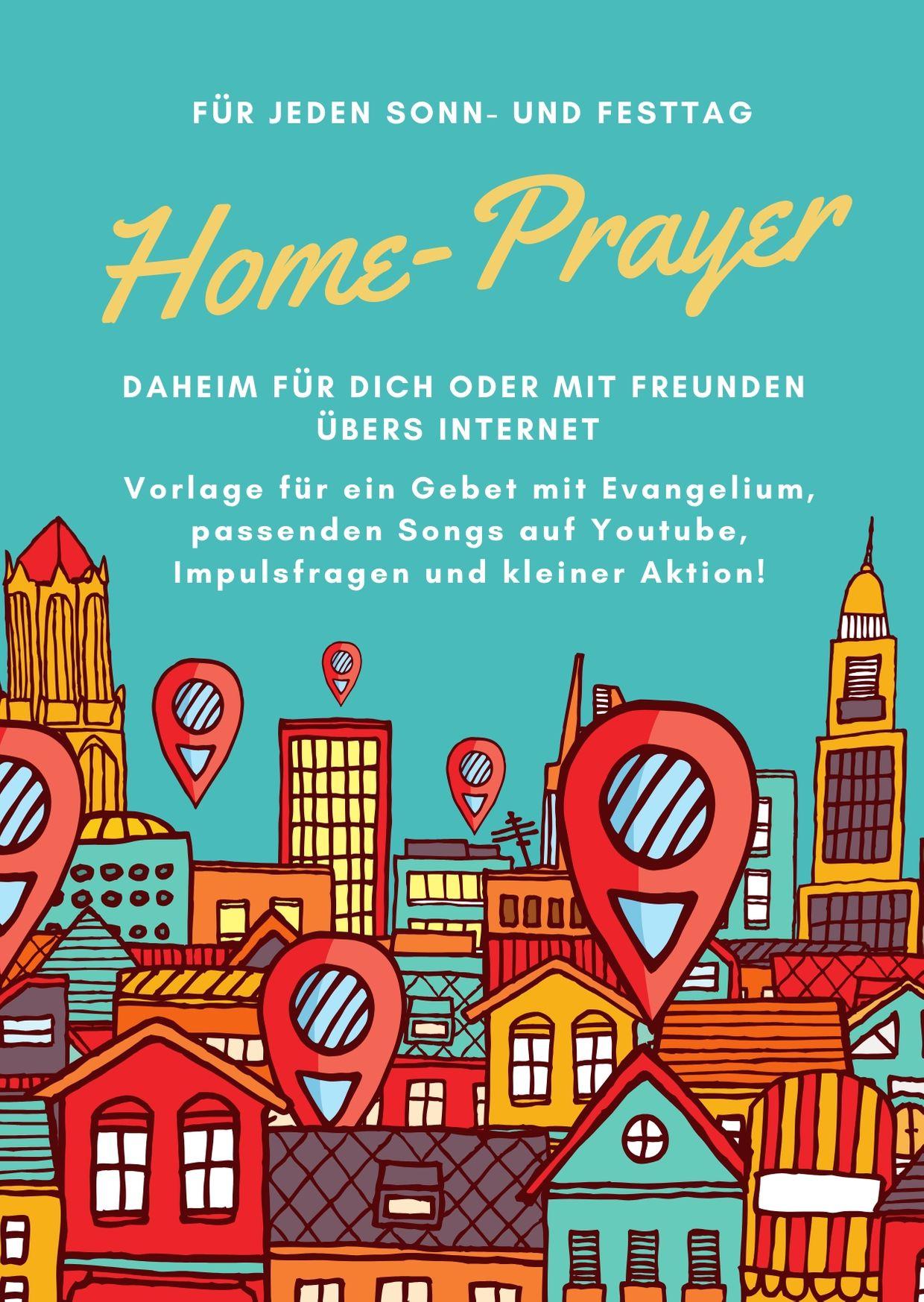 Home-Prayer
